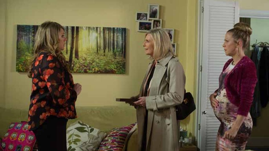 Eastenders 24/03 - Cindy continues to question her role as a mother