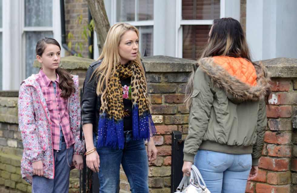 Eastenders 26/03 - Cindy's world crashes around her