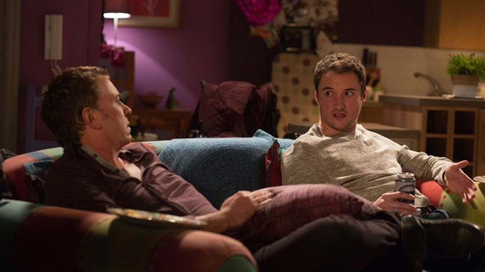 Eastenders 27/03 - Tensions run high at the Mitchell household