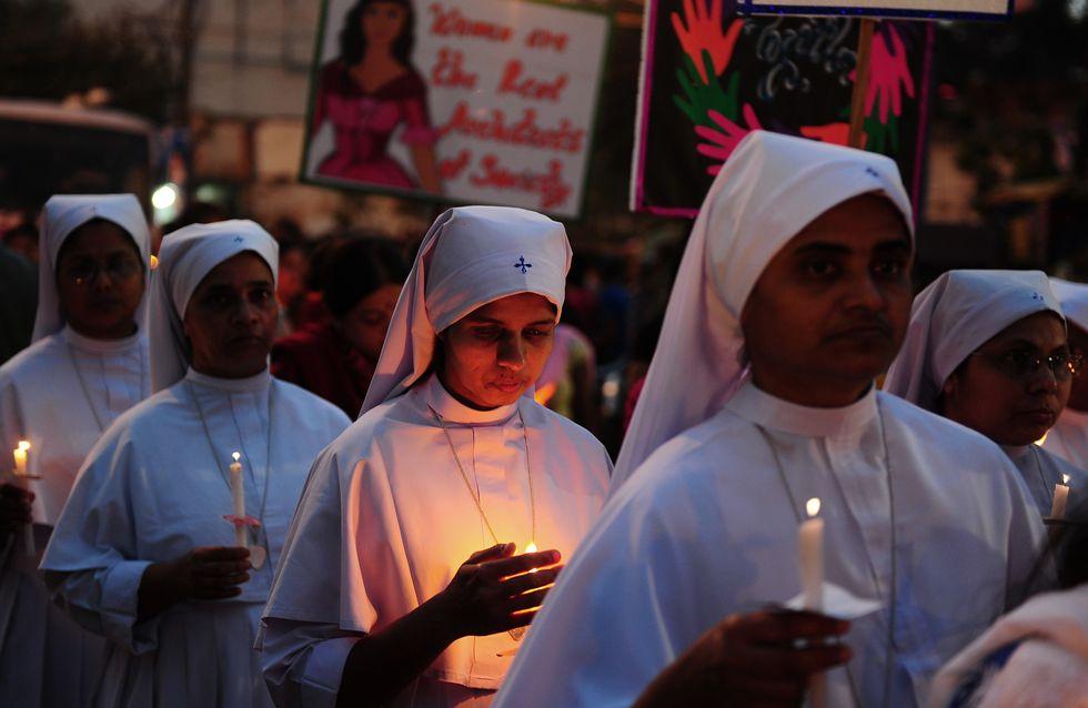 En Inde, le viol d'une religieuse septuagénaire provoque l'indignation