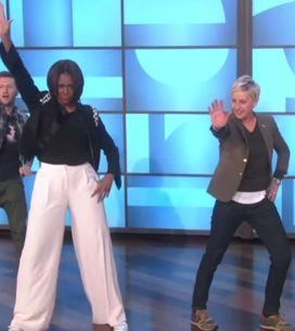 Michelle Obama danse sur Bruno Mars pour lutter contre l'obésité (Vidéo)