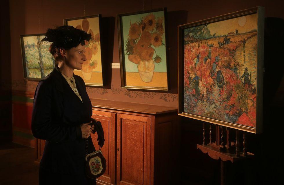 A La Louvière, une mystérieuse histoire de tableaux...