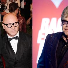 Stefano Gabbana répond à Elton John, Il est ignorant