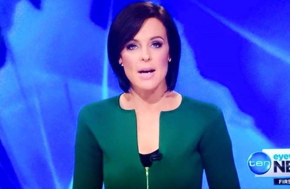 Skandal im australischen Fernsehen: Seht ihr in diesem Bild auch einen Penis?