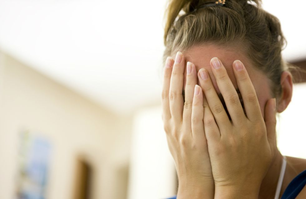 10 momentos constrangedores na vida de uma garota