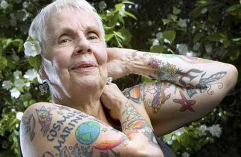 Ces clichés prouvent qu'il n'y a pas d'âge pour les tatouages
