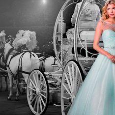 Cinderela style mode on! Veja vestidos de noiva inspirados nas princesas da Disney