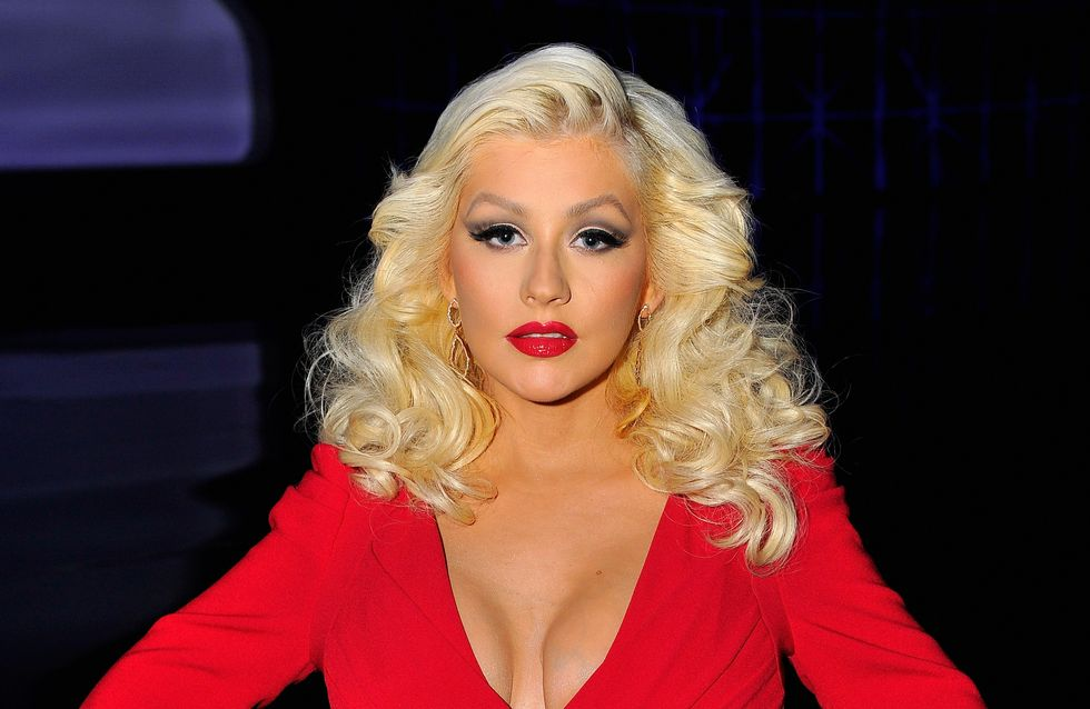 Christina Aguilera change de tête (Photo)