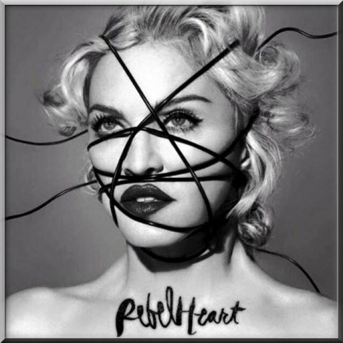 Rebel Heart, nouvel album de Madonna