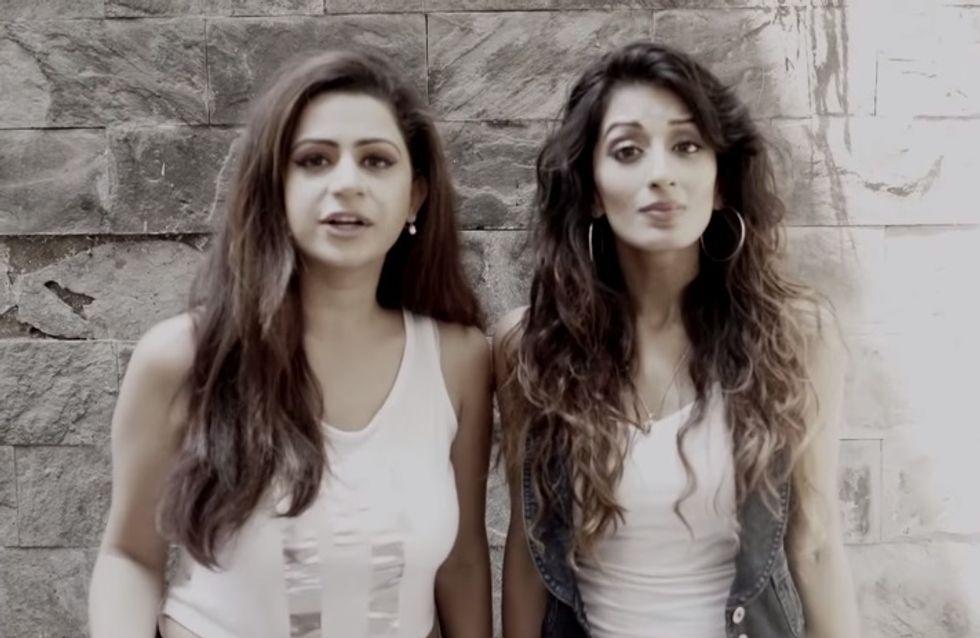 Deux jeunes Indiennes expriment leur colère dans un rap contre le viol (Vidéo)