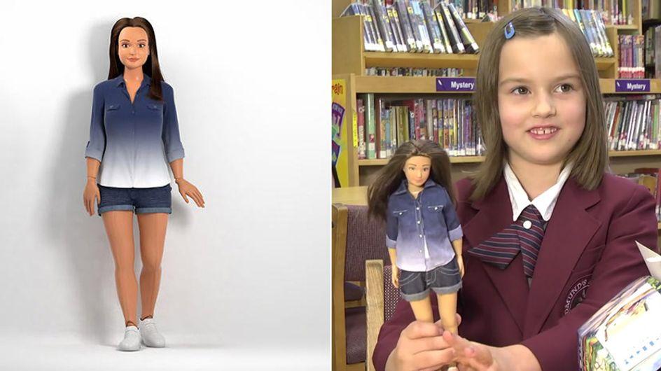 Ein Vorbild für unsere Kinder: Diese Puppe ist erfrischend anders