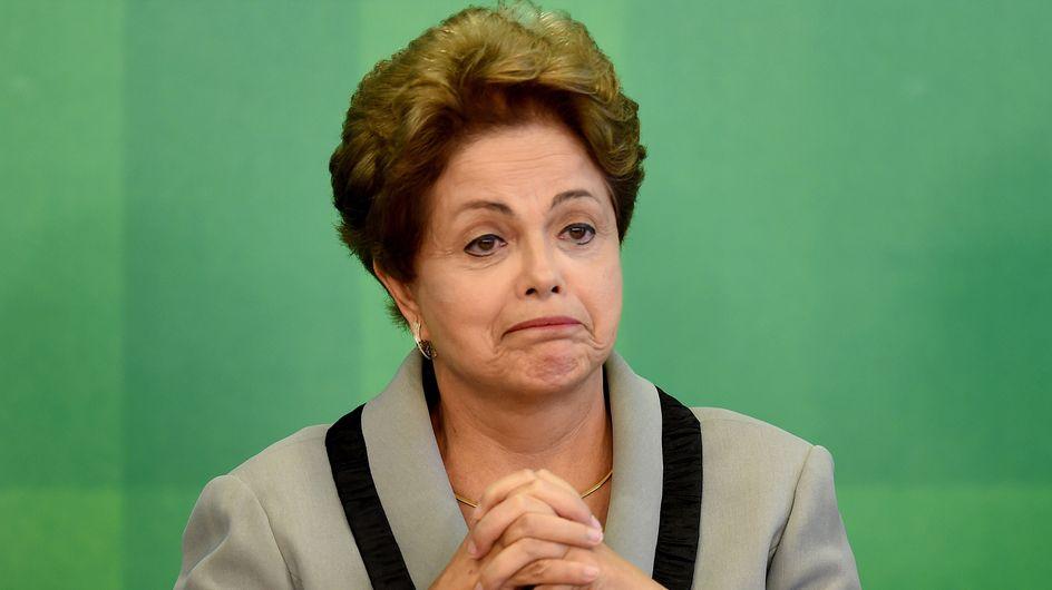 Dilma Rousseff se met les Brésiliens à dos