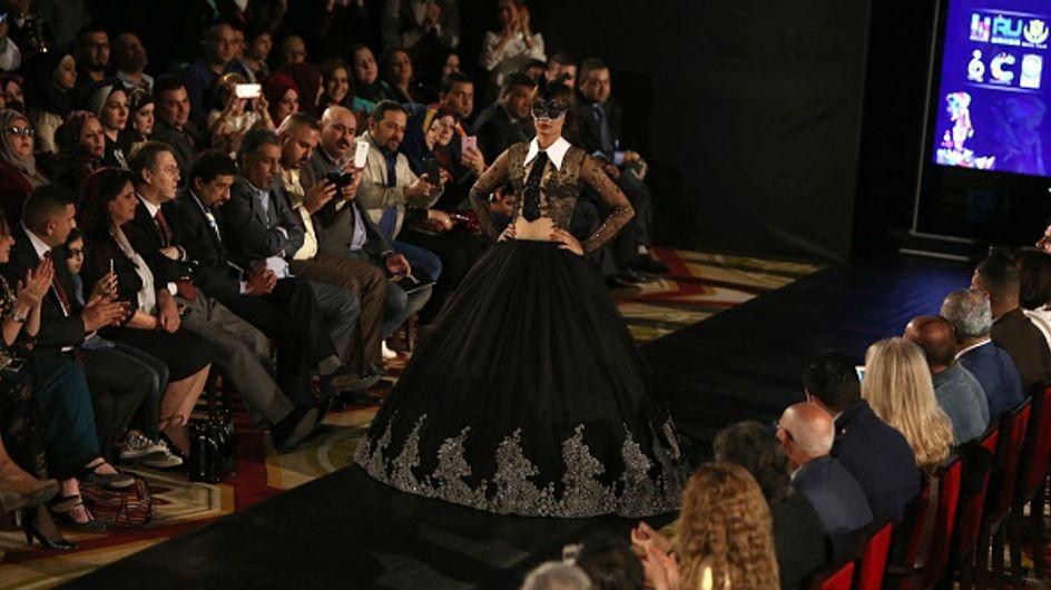 Irak : Un défilé de mode en pleine guerre
