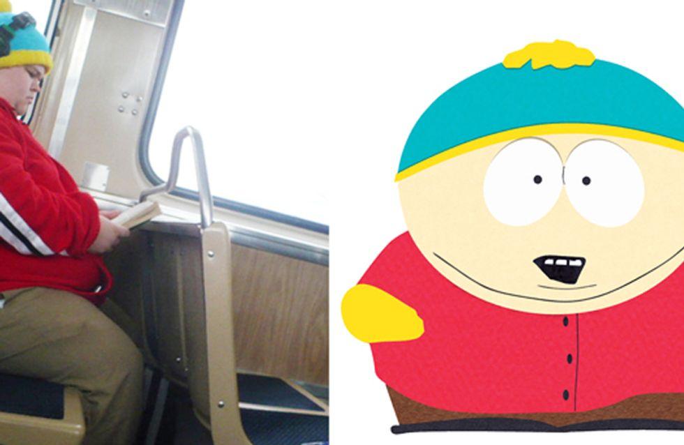 Le assurde somiglianze di queste persone reali con i protagonisti dei cartoni animati!