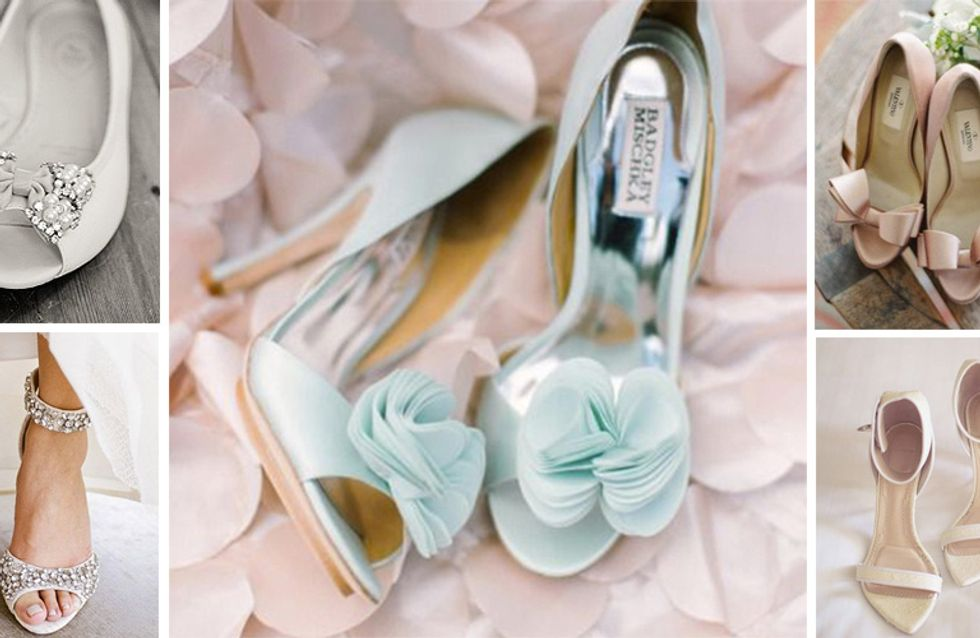 Bride-To-Be 101: How To Find The Perfect Wedding Shoes