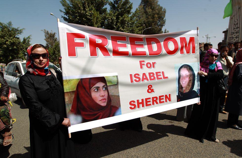 Isabelle Prime, l'otage française enlevée au Yémen, libérée ?