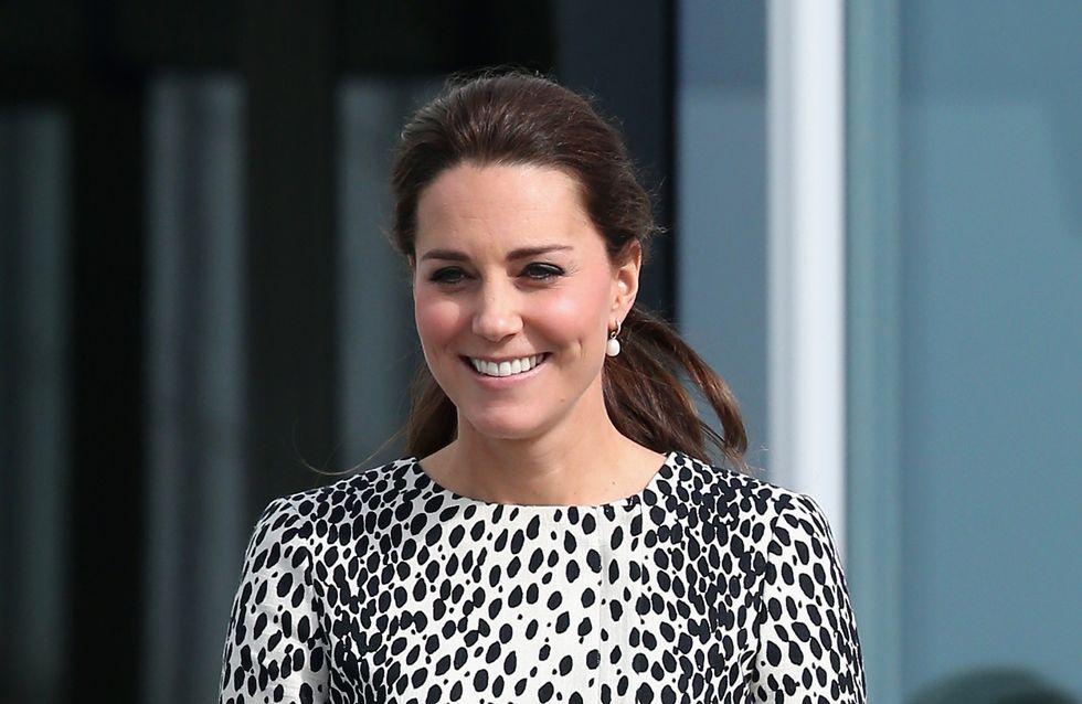 La date de l'accouchement de Kate Middleton se précise