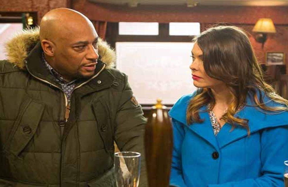 Coronation Street 30/03 - Tony struggles to contain volcanic Tracy