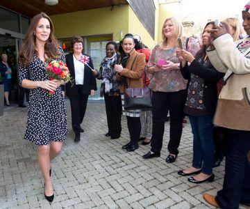 Kate Middleton en Asos.