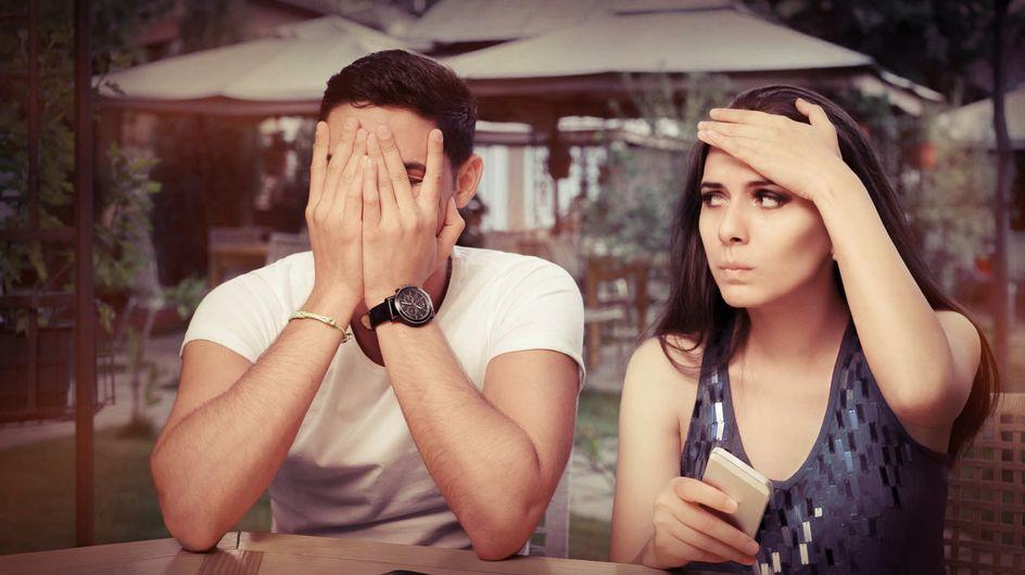 Nichts zu sagen? So einfach verhinderst du peinliche Gesprächspausen beim Date!