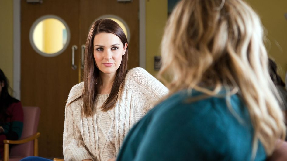 Hollyoaks 01/04 - Ziggy's faced with an impossible decision