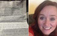 Nach einem Unfall lebt Ashley mit einer Beinprothese und bittet ihre Nachbarn um