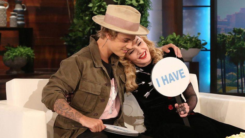 Justin Bieber propone una noche de sexo a... ¡Madonna!