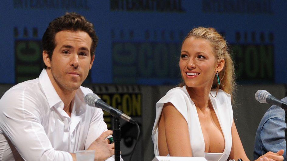 Ryan Reynolds dévoile le prénom de sa fille