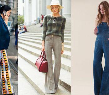 Quali sono le scarpe migliori da indossare con i pantaloni a zampa? Ecco 4 idee.