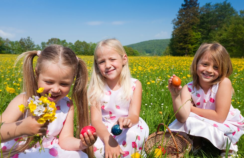 These Easter Egg Hunt Clues Will Keep Your Children On Their Toes