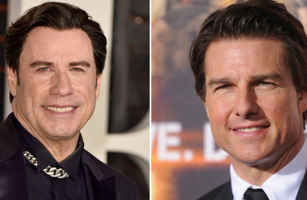 Tom Cruise e John Travolta avevano una relazione: il gossip impazza in rete!