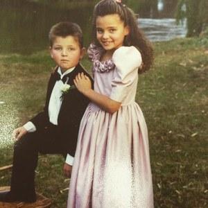 Matthew et Miranda Kerr.