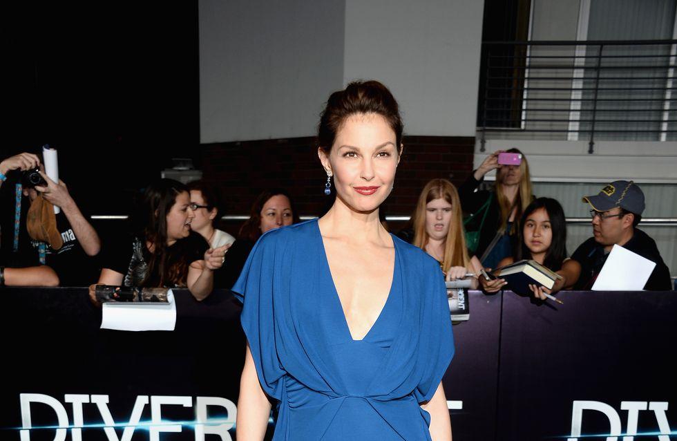 L'actrice Ashley Judd revient sur son propre viol pour dénoncer le sexisme sur les réseaux sociaux