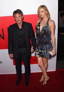 Sean Penn et Charlize Theron.