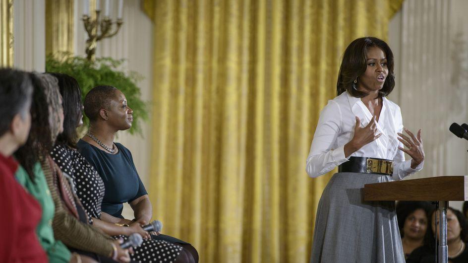Michelle Obama milite pour l'éducation des filles avec « Let Girls Learn »