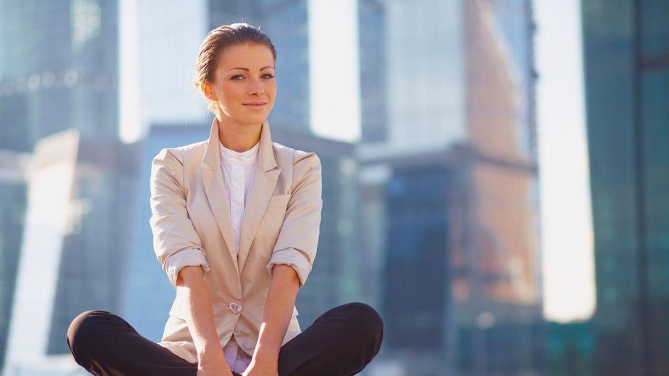 Être zen au bureau : ça se peut !