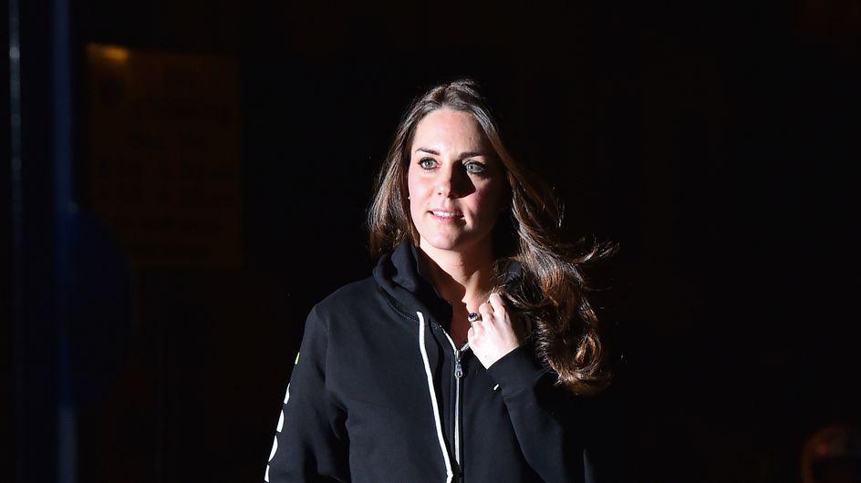 Kate Middleton a-t-elle accouché ?