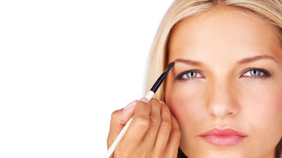 Contouring des sourcils, la nouvelle tendance beauté