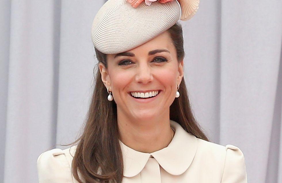 Le secret de Kate Middleton pour avoir un teint resplendissant durant sa grossesse