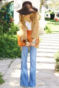 Best shoes to wear with flares