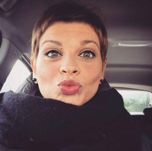Alessandra Amoroso con il nuovo taglio cortissimo