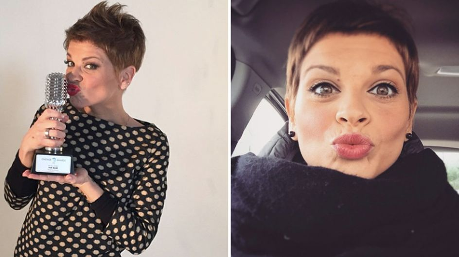 Taglio à la garçonne per Alessandra Amoroso: ecco il nuovo look della cantante!