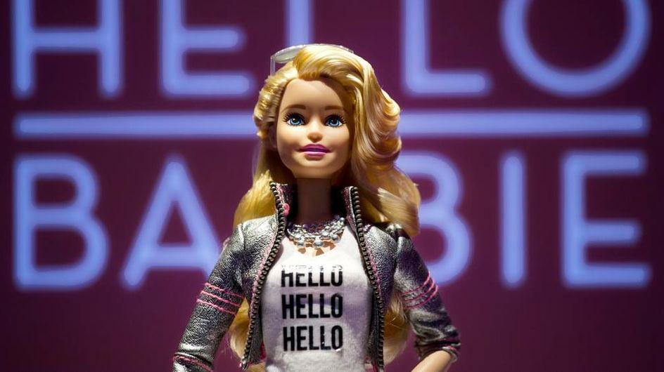 Hello Barbie, la muñeca que espía las conversaciones de los niños