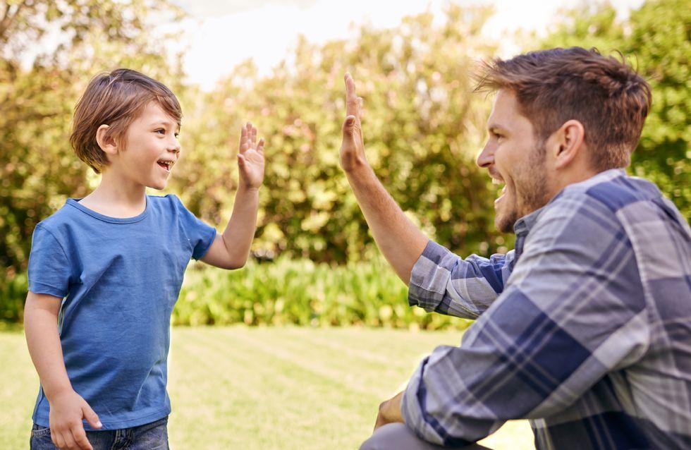 10 Dinge, die wir Mütter nie zum Vater unserer Kinder sagen sollten