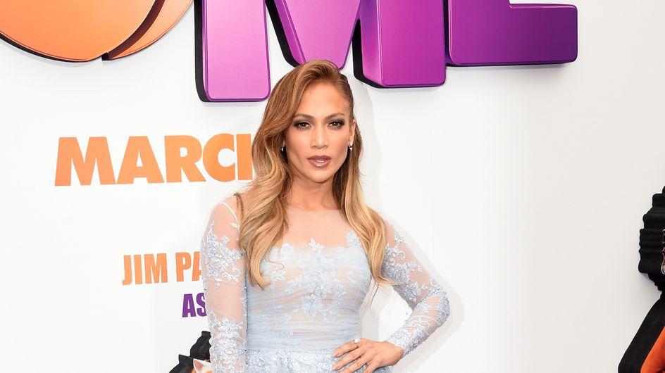 Réunion de famille sur le red carpet pour Jennifer Lopez (Photos)