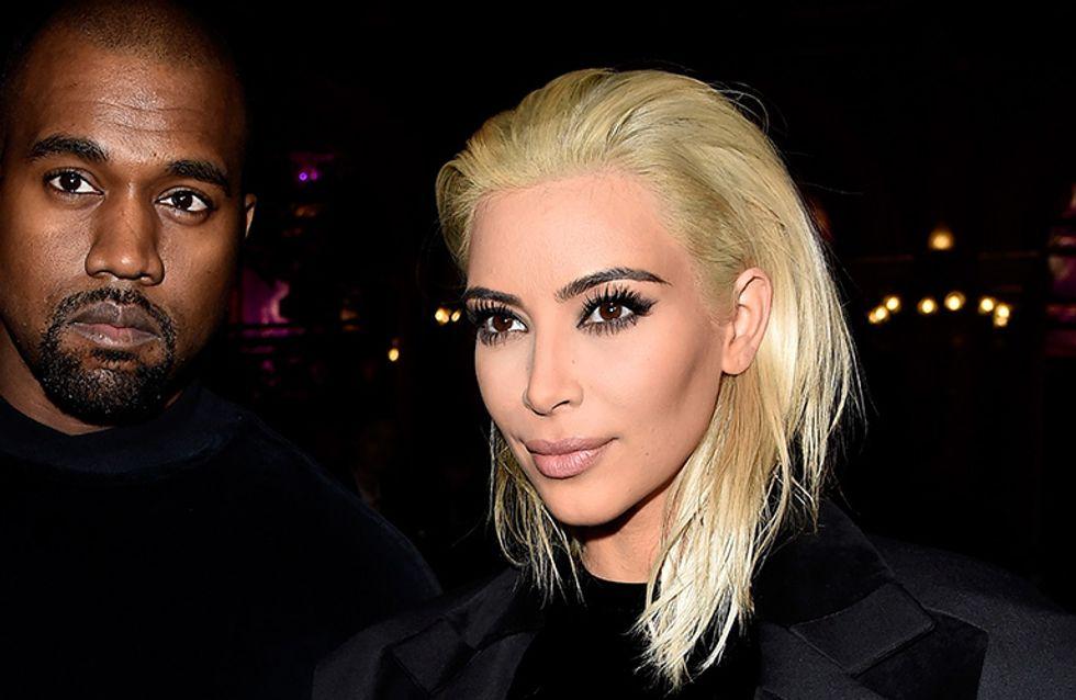 How To Dye Your Hair Blonde A La Kim Kardashian