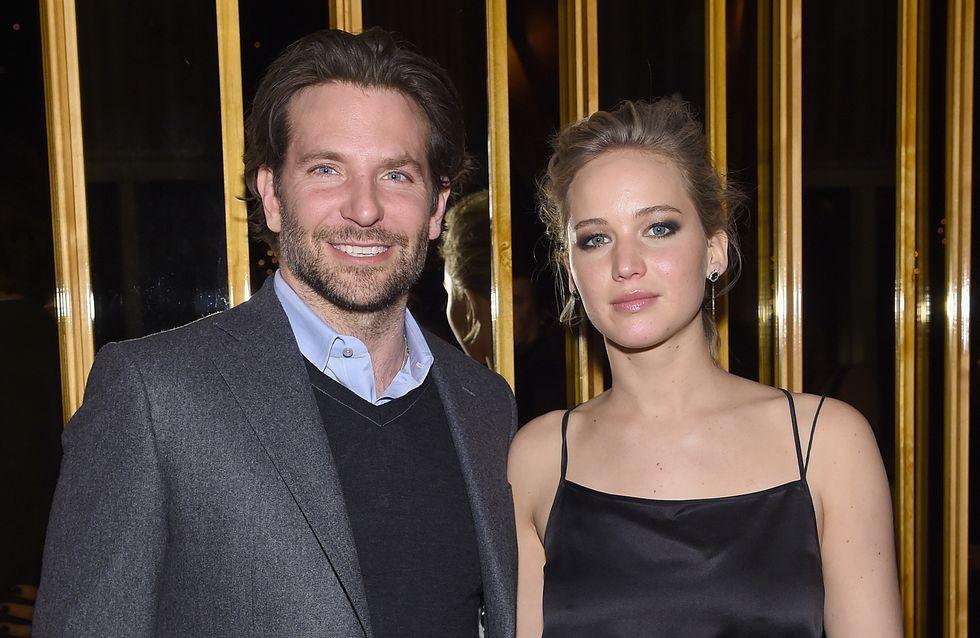 Jennifer Lawrence et Bradley Cooper, un duo très complice