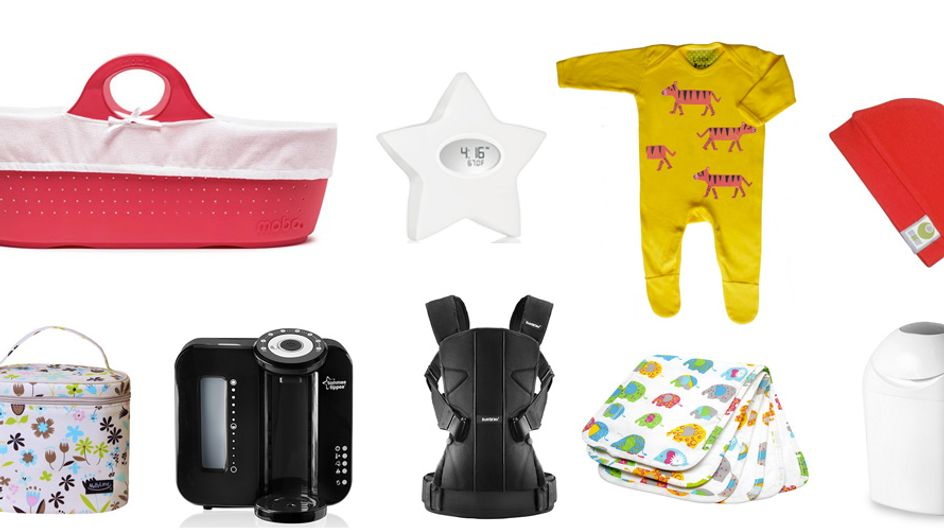 The Essential Shopping Check List For Newborns & Mums To Be