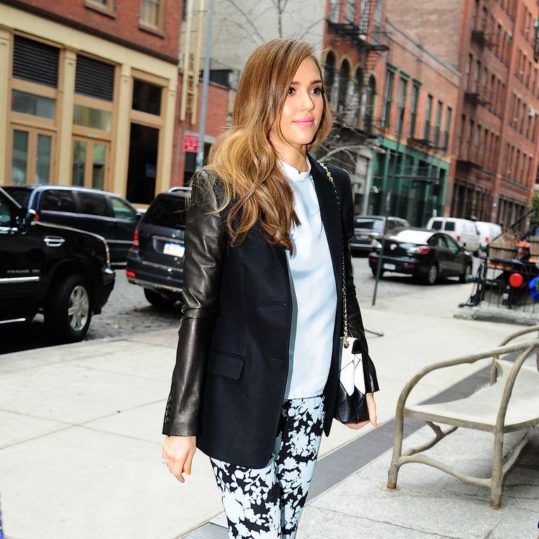f9f803a61 Tout sur le look de Jessica Alba, et les conseils de ses stylistes
