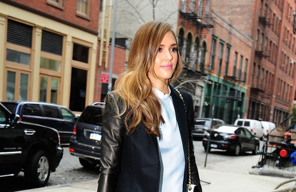 Secrets de star : On a rencontré Jessica Alba et ses stylistes